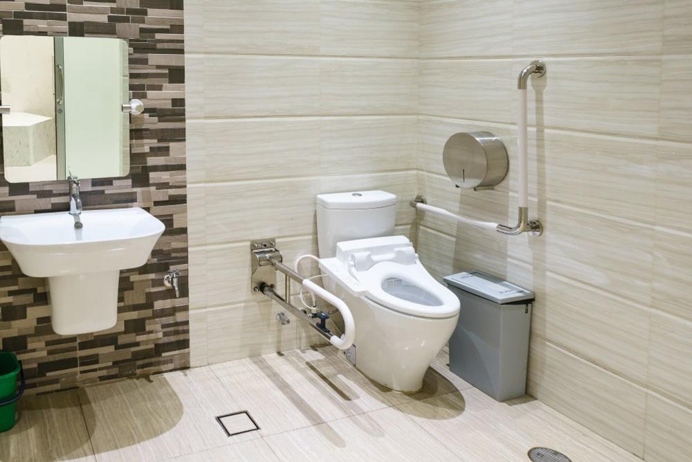 Bathrooms for the Elderly