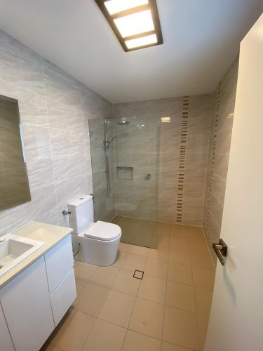 Baulkham Hills Bathroom Renovation