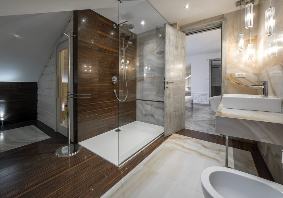 luxury bathroom renovations sydney